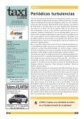 Revista Taxi Libre Nº 154 – MARZO ABRIL Contra la retallada ... - Stac - Page 3