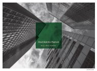 Cloud Analytics Playbook pdf - Booz Allen Hamilton