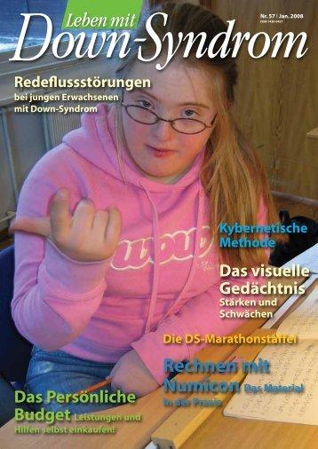 TexT - Deutsches Down-Syndrom InfoCenter