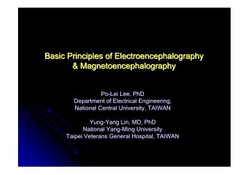 Basic Principles of Electroencephalography - Brain Mapping ...