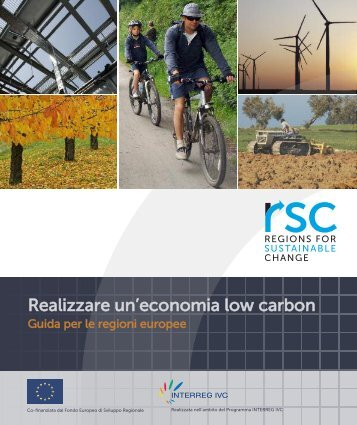 Realizzare un'economia low carbon