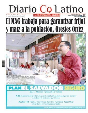 Edición 11 de Julio de 2015