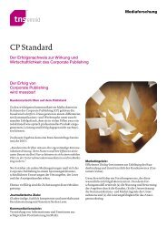 CP Standard - TNS Emnid