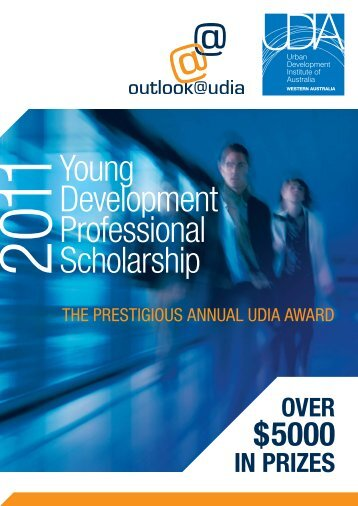 Young Development Professional Scholarship - Urban Development ...