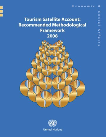 Recommended Methodological Framework 2008 - United Nations ...