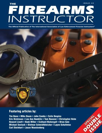 Featuring articles by: - LouKa Tactical Training, LLC