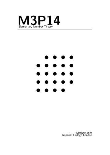 Problems in Elementary Number Theory