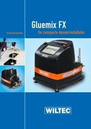 Productinformatie Gluemix - Wiltec