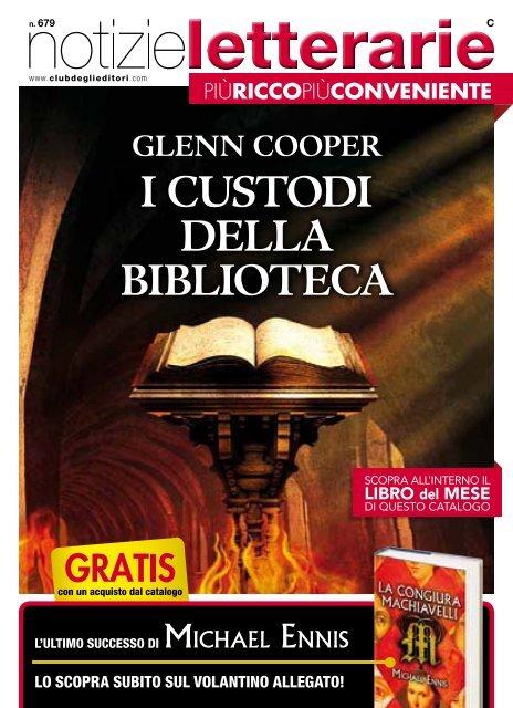 Catalogo Elettronico Notizie Letterarie n.679 ... - Club degli Editori
