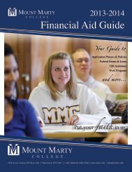 2013-14 Watertown Location - Mount Marty College