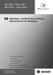 Bedienungsanleitung (deutsch) - auf enobi.de