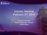 Download Industry Seminar 2010 Presentation - Scottish ...