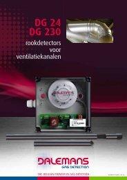 DG 24 DG 230 - Dalemans Gas Detection