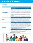 sPeCiAltY CAmPs - The Summit Area YMCA - Page 7