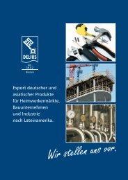 Louis Delius GmbH & Co. KG - Bremen | Wir stellen uns vor.