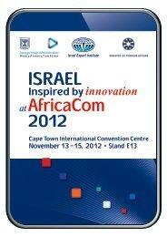 israel - Africa Com