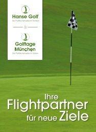 Ihre für neue Ziele - Hanse Golf Hamburg