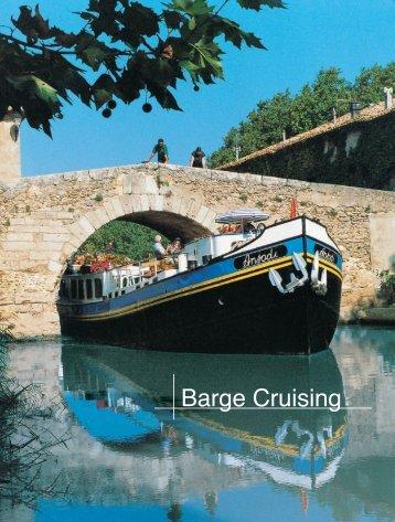 Barging - Guardian Travel