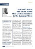 Status of Croatian Real Estate Market After Croatian Accession to ... - Page 4