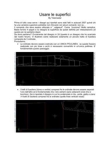 Usare le superfici.pdf - BaroneRosso.it