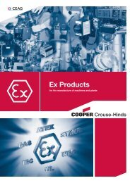 Ex Products - Safeexit A/S