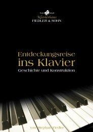 Der Klavierbau - Klavierhaus Fiedler & Sohn