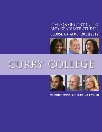Communication - Curry College