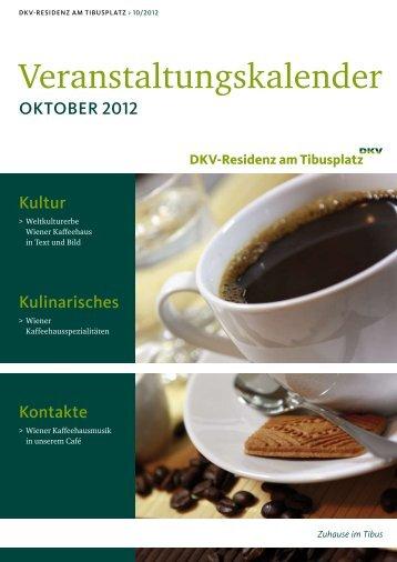 Oktoeer 2012 - Dkv-Residenz am Tibusplatz