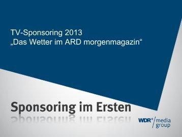 Zum Download - WDR mediagroup
