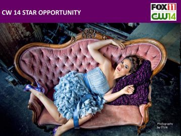CW 14 STAR OPPORTUNITY - Fox 11