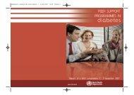 impaginato diabete_OK_rosso:Layout 1 - World Health Organization