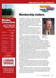 January - Firelands Electric Cooperative