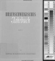 Braunschweigisches Jahrbuch 74.1993 - Digitale Bibliothek ...