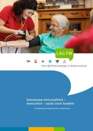 Studie - Sozialwirtschaft in Niedersachsen - Lag-fw-nds.de