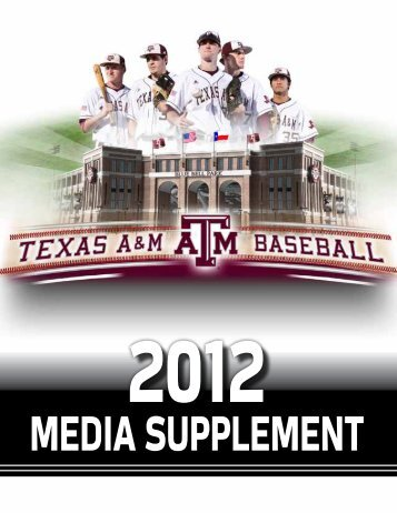 Media SuppleMent - Aggie Athletics