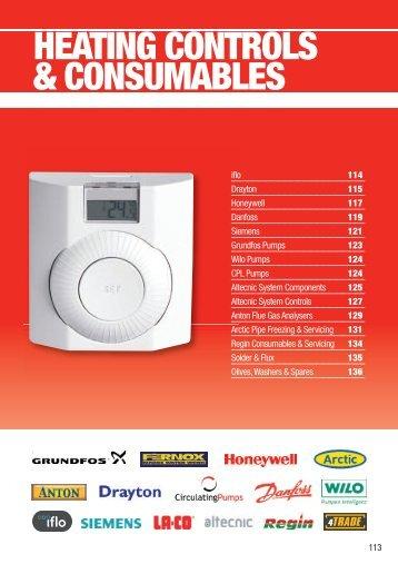 Heating Controls - Travis Perkins