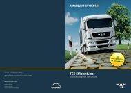 TGX EfficientLine (de) (3 MB PDF) - MAN Truck & Bus Österreich