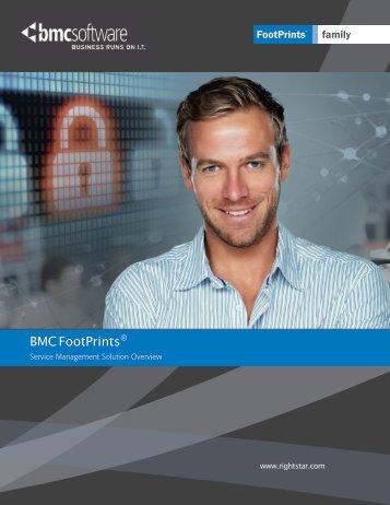 BMC FootPrints IT Service Management Brochure - RightStar