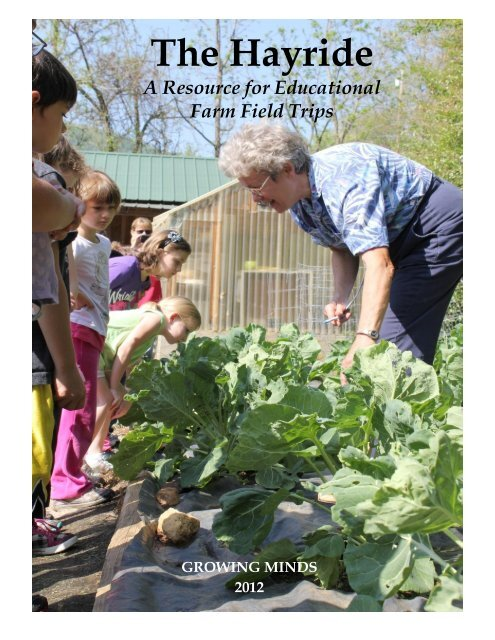 Tool: the Hayride: A resource for educational farm field trips