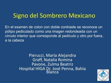 Signo del Sombrero Mexicano - Congreso SORDIC