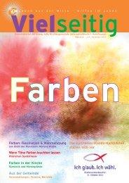 Farben - Unterschleissheim Evangelisch