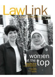 Vol 2 No. 2 July - December 2003 - Faculty of Law - National ...