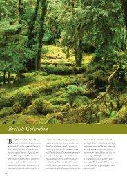 British Columbia - Audley Travel