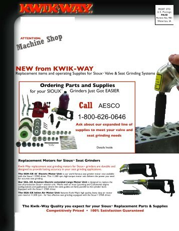 Call Kwik-Way - aesco
