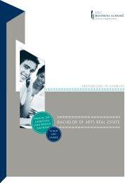Studienangebot des EBZ (Flyer pdf 350 KB) - vdw
