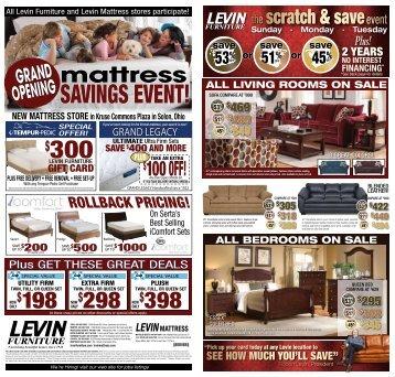 OFF - Levin Furniture