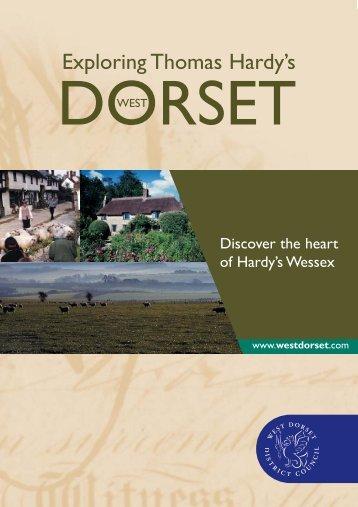 Hardy Trail - Visit Dorset