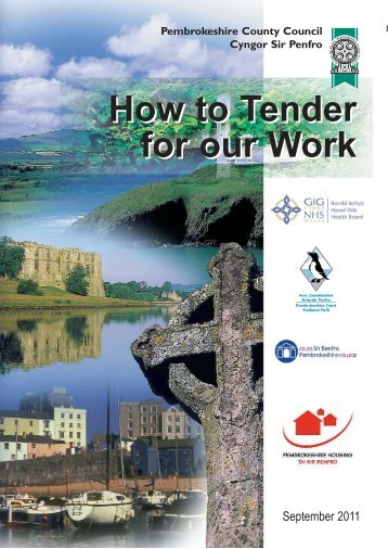 Tender - Pembrokeshire County Council