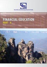 financial education - SEBI Investor Awareness Website - Securities ...