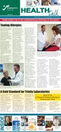 View This Issue - Trinity Health